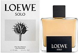 Düfte, Parfümerie und Kosmetik Loewe Solo Loewe After Shave Balm - After Shave Balsam