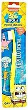 Düfte, Parfümerie und Kosmetik Kinderzahnbürste 2+ Jahre Sponge Bob gelb - Kin Kid's Toothbrush Sponge Bob