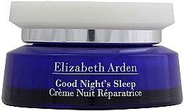 Regenerierende Nachtcreme - Elizabeth Arden Good Night`s Sleep Restoring Cream — Bild N1