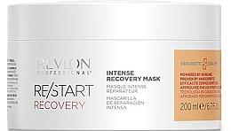 Düfte, Parfümerie und Kosmetik Intensiv regenerierende Haarmaske  - Revlon Professional Restart Recovery Restorative Intense Mask
