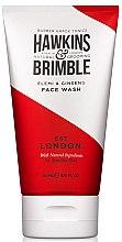 Düfte, Parfümerie und Kosmetik Gesichtsreinigungsgel - Hawkins & Brimble Elemi & Ginseng Face Wash