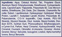 Flüssige und schützende Talkum-Creme mit Kamille und Weizenproteinen für empfindliche Babyhaut - Frezyderm Baby Liquid Talc — Bild N2