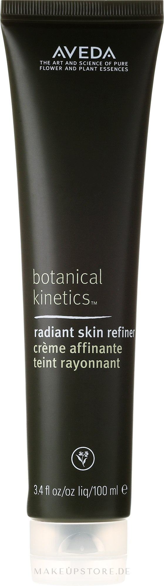 Sanftes Gesichtspeeling - Aveda Botanical Kinetics Radiant Skin Refiner — Bild 100 ml