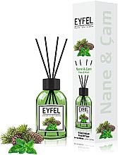 Düfte, Parfümerie und Kosmetik Raumerfrischer Mint - Eyfel Perfume Reed Diffuser Mint