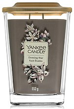 Duftkerze im Glas Evening Star - Yankee Candle Evening Star Square Candles — Bild N4