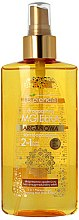 Düfte, Parfümerie und Kosmetik 2in1 Selbstbräunungsnebel für Gesicht und Körper mit Arganöl - Bielenda Drogocenny Olejek