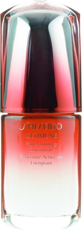 Stärkendes Anti-Aging Gesichtsserum - Shiseido Ultimune Cream — Bild N2