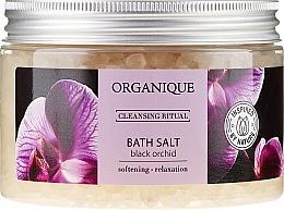 Düfte, Parfümerie und Kosmetik Entspannendes Badesalz Black Orchid - Organique