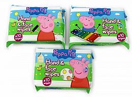 Feuchttücher für Gesicht und Hände - Kokomo Peppa Pig Peppa Hand & Face Wipes — Bild N2