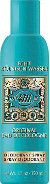 Maurer & Wirtz 4711 Original Eau de Cologne - Deospray — Bild N1