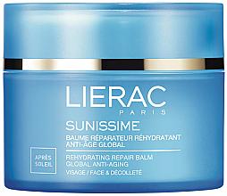 Düfte, Parfümerie und Kosmetik Anti-Aging Repaircreme für Gesicht, Hals und Dekolleté nach dem Sonnenbad - Lierac Sunissime Global