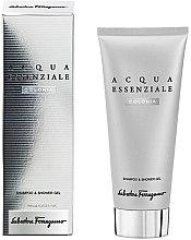 Düfte, Parfümerie und Kosmetik Salvatore Ferragamo Acqua Essenziale Colonia - Duschgel