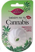 Düfte, Parfümerie und Kosmetik Lippenbalsam mit Hanföl und Vitamin E - Bione Cosmetics Cannabis Vitamin E