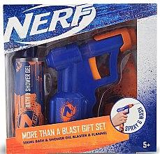 Düfte, Parfümerie und Kosmetik Körperpflegeset - EP Line Nerf Blaster Set (Duschgel 200ml + Spielzeug)