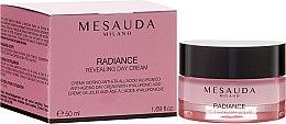 Düfte, Parfümerie und Kosmetik Tägliche Anti-Aging-Gesichtscreme mit Hyaluronsäure - Mesauda Milano Radiance Revealing Day Cream