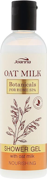 Pflegendes Duschgel mit Hafermilch - Joanna Botanicals Oat Milk Shower Gel — Bild N1