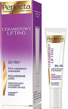 Augenkonturcreme - Perfecta Ceramid Lift 50+/60+ Eye Cream — Bild N1