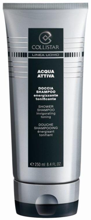 2in1 Shampoo und Duschgel für Männer - Collistar Acqua Attiva  — Bild N1
