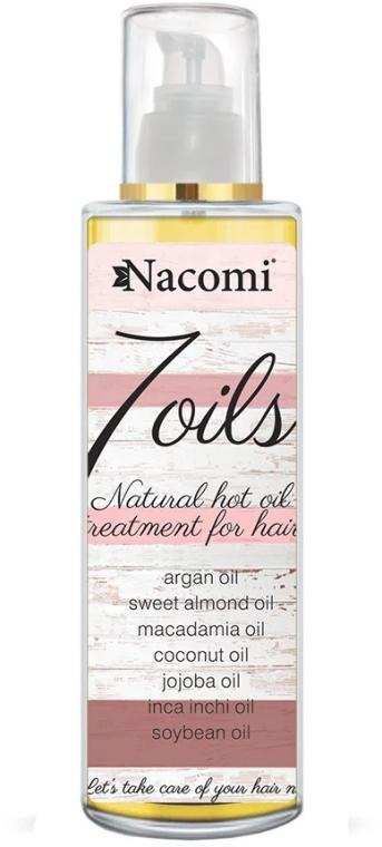 Haarmaske - Nacomi 7 Oils Natural Hair Mask — Bild N1
