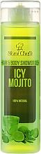 Düfte, Parfümerie und Kosmetik Haar- und Körperduschgel Eisiger Mojito - Stani Chef's Hair And Body Shower Gel Icy Mojito