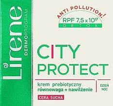 Düfte, Parfümerie und Kosmetik Gesichtscreme für trockene Haut - Lirene City Protect Cream