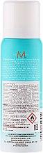 Trockenshampoo für helles Haar mit marokkanischem Öl - Moroccanoil Dry Shampoo for Light Tones — Bild N2