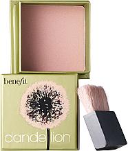Düfte, Parfümerie und Kosmetik Gesichtsrouge - Benefit Dandelion Blush Powder