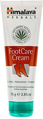 Aufweichende Fußcreme für trockene, rissige und raue Haut - Himalaya Herbals — Bild N1