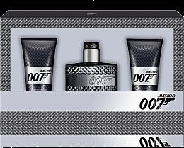 Düfte, Parfümerie und Kosmetik James Bond 007 Men - Duftset (Eau de Toilette 50ml + Duschgel 2x50ml)