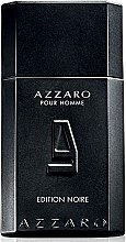 Düfte, Parfümerie und Kosmetik Azzaro Pour Homme Edition Noire - Eau de Toilette