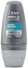 Düfte, Parfümerie und Kosmetik Deo Roll-on Antitranspirant - Dove Aqua Impact 48h Deo Roll-On