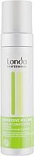 Düfte, Parfümerie und Kosmetik Haarmousse-Conditioner für mehr Volumen ohne Ausspülen - Londa Professional Impressive Volume