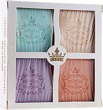 Naturseifen-Geschenkset - Essencias De Portugal Aromas Collection (4x80g) — Bild N1