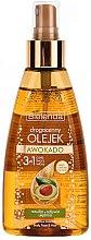 Düfte, Parfümerie und Kosmetik 3in1 Avocadoöl für Körper, Gesicht und Haare - Bielenda Precious Avocado Oil 3in1