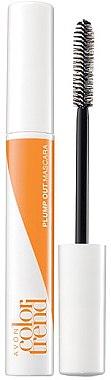 Wimperntusche - Avon Color Trend Plump Out Mascara — Bild N1