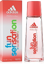 Adidas Fun Sensations - Eau de Toilette — Bild N2