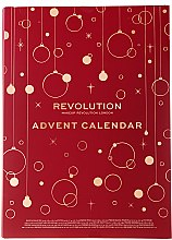 Düfte, Parfümerie und Kosmetik Make-up Adventskalender - Makeup Revolution Advent Calendar 2019