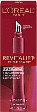 Düfte, Parfümerie und Kosmetik Augenkonturcreme - L'Oreal Paris Revitalift Triple Power Eye Treatment