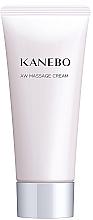 Düfte, Parfümerie und Kosmetik Massagecreme für das Gesicht mit Wurzelextrakt und Mangokernöl - Kanebo AW Massage Cream
