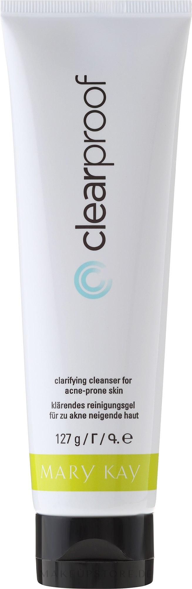 Klärendes Reinigungsgel für zu Akne neigende Haut - Mary Kay Clear Proof Serum For Oily Skin — Bild 127 g