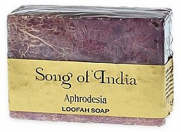 Düfte, Parfümerie und Kosmetik Seife Luffa - Song of India Aphrodesia Loofah Soap