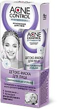 Düfte, Parfümerie und Kosmetik Verjüngende Detox-Maske gegen Akne - Fito Kosmetik Acne Control Professional