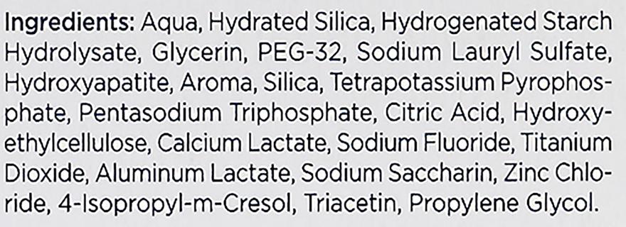 5in1 Zahnpasta mit Multi-Effekt - Lacalut 5in1 Multi-Effect Toothpaste — Bild N2