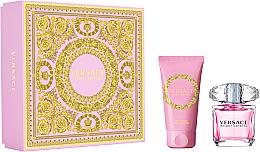 Düfte, Parfümerie und Kosmetik Versace Bright Crystal - Duftset (Eau de Toilette 30ml + Körperlotion 50ml)