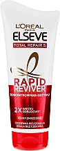 Düfte, Parfümerie und Kosmetik Conditioner für geschädigtes Haar - L'Oreal Paris Elseve Rapid Reviver Total Repair 5