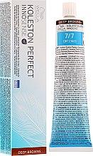 Düfte, Parfümerie und Kosmetik Haarfarbe - Wella Professionals Koleston Perfect Innosense ME+