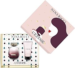 Düfte, Parfümerie und Kosmetik Nina Ricci L'Extase - Duftset (Eau de Parfum 50ml + Körperlotion 75ml)
