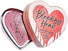 Düfte, Parfümerie und Kosmetik Flüssiger Highlighter - I Heart Revolution Bleeding Heart Highlighter