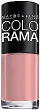 Düfte, Parfümerie und Kosmetik Schnelltrocknender Nagellack - Maybelline Colorama Nail Polish