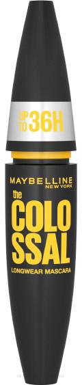 Langanhaltende Wimperntusche - Maybelline New York Colossal 36 — Bild Black